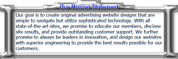 State-Of-The-Art-Sites Mission Statement